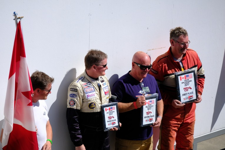 Andy Nelson, Jonathan Lewis, & Geoff Tupholme, M3 winners! Greg Birch photo