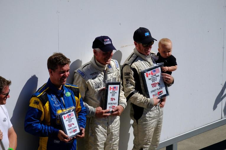 Endaf Owens, Doug Peterson, & Ethan Shippart, M4 winners! Greg Birch photo